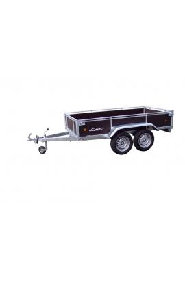 Remorque bois LIDER 2m50 (2 essieux)