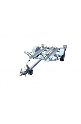 Porte-moto LIDER petit châssis seul