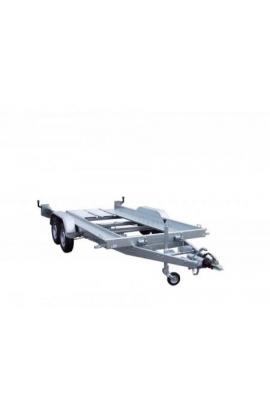 Porte-voiture LIDER avec grandes rampes PTC 2000kg