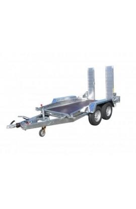 Porte-engin LIDER timon fixe 300*145 PTC 3500kg