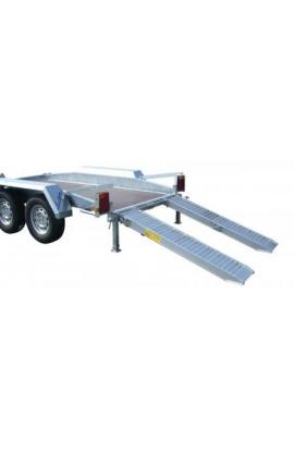 Porte-engin LIDER timon réglable 300*145 PTC 3500kg