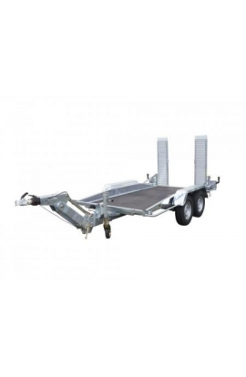 Porte-engin LIDER timon réglable 350*170 PTC 3500kg