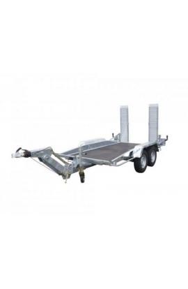 Porte-engin LIDER timon réglable 350*170 PTC 3500kg