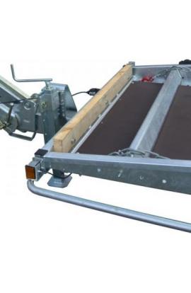 Porte-engin LIDER timon fixe 350*170 PTC 3500kg