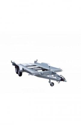 Porte-voiture LIDER avec grandes rampes PTC 2500kg