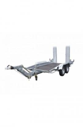 Porte-engin LIDER timon réglable 300*145 PTC 2500kg