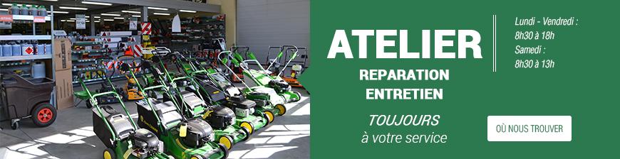 Atelier AMR Greentech